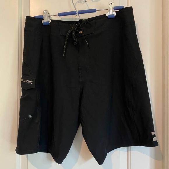 Billabong Platinum X Board Shorts Black Size 33
